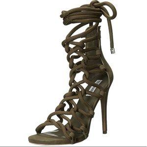 Steve Madden Women's Dancin Dress Sandal